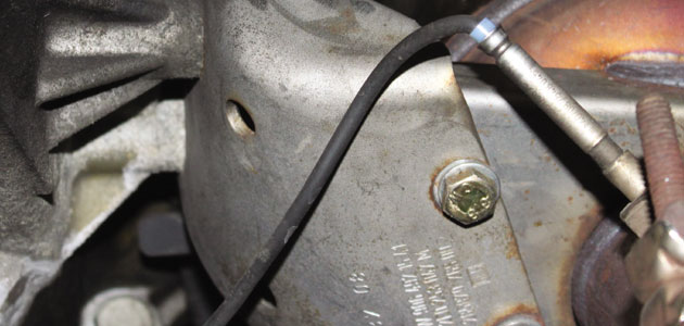 How to change a clutch on a Volkswagen Crafter