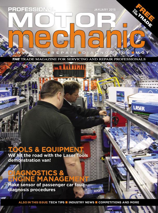 Professional Motor Mechanic Magazine Professional Motor