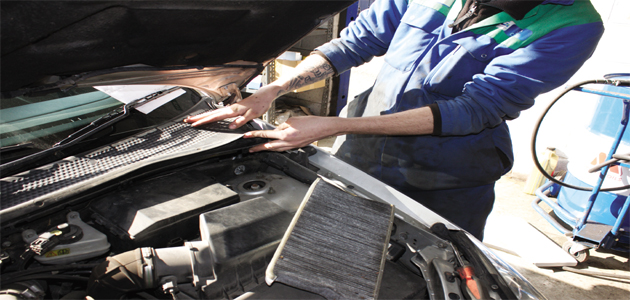 How To Replace A Cabin Air Filter On A Ford Focus