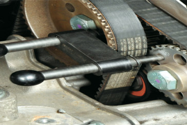How to replace a timing belt on a VW Golf