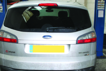 How to replace a clutch on a Ford S-Max