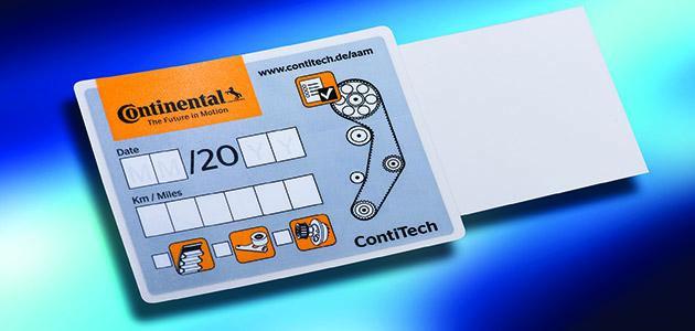 ContiTech – new record sticker