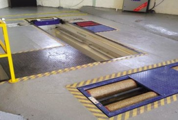 MOT test lane installation - a garage case study