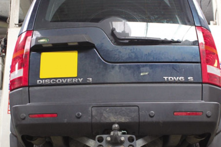 How to change a clutch on a Land Rover Discovery