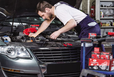 How to replace a cambelt on a Renault GU9 engine