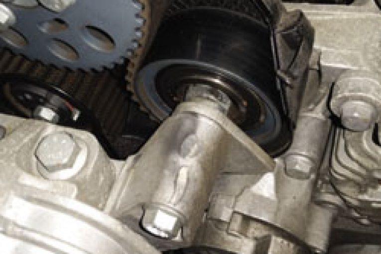Skoda Seat Volkswagen 2.0 TDI Timing Belt Tensioner Pulley Kit Water Pump New