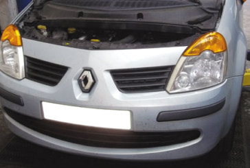 How to replace a timing belt on a Renault Modus