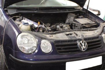 How to replace a timing belt on a VW Polo