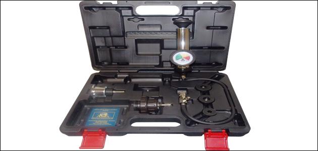 Alba - Cooling system tester set