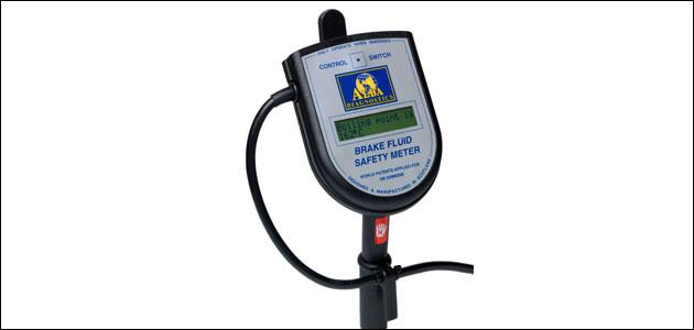 Alba Diagnostics - Brake fluid tester