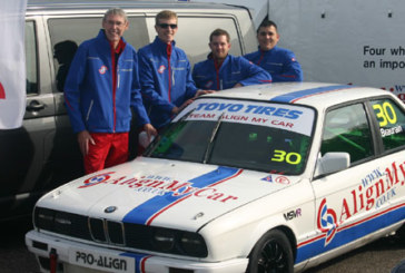 Team AlignMyCar completes debut race season