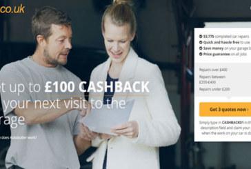 Autobutler Launches Cashback Campaign