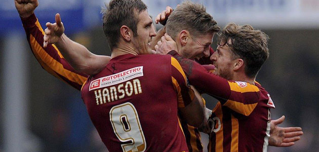 Autoelectro & Bradford City reach FA Cup quarter-finals