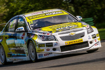 Action packed Croft for Power Maxed Racing