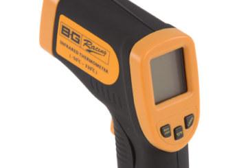 Infrared Thermometer Gun – B-G Racing