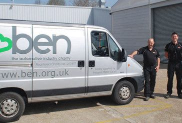 Thatcham Research Comes to the rescue for BEN