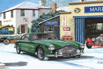 Automotive charity BEN launch Christmas card selection