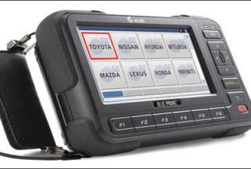 Blue Print – G-Scan diagnostic tool