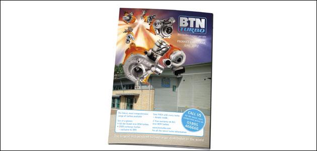 BTN Turbo - 2012 Catalogue
