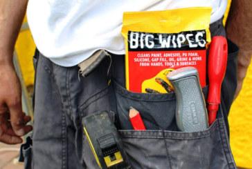 Big Wipes – Compact sachet packs