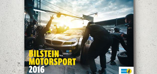 BILSTEIN – 2016 Motorsport Calendar
