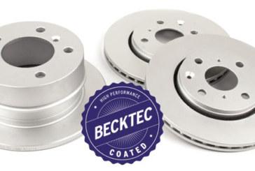 Borg & Beck – Brake disc coating
