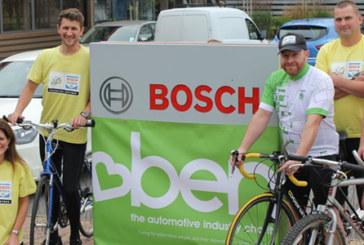 BCS backs BEN with 'Bikes & Bangers'