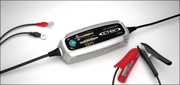 CTEK - MXS 5.0 'TEST & CHARGE'