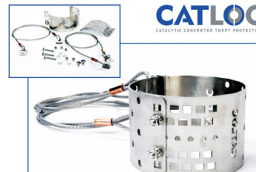 First Line – Catalytic Converter Theft Protection