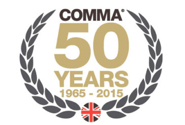 New training programmes announced for Comma brand distributors
