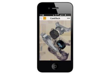 ContiTech – 'ContiDrive' app