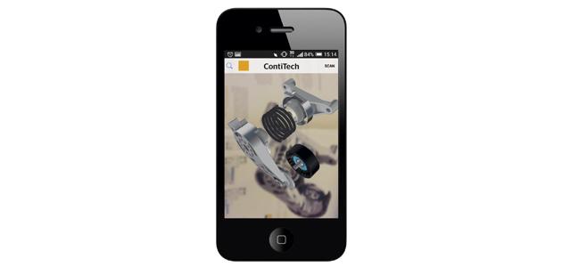 ContiTech - 'ContiDrive' app