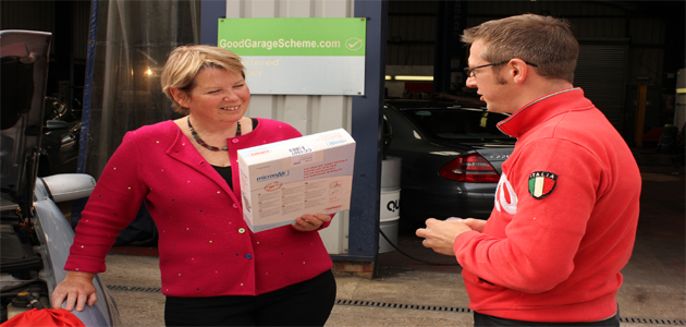 Corteco holds OE court at MECHANEX