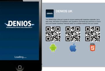 DENIOS – New Mobile App