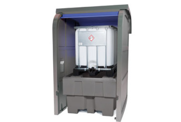 Denios – Secure storage unit