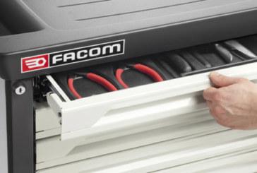 Facom – Chrono+ roller cabinets