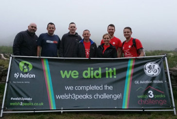 Fast Parts tackles Welsh3Peaks