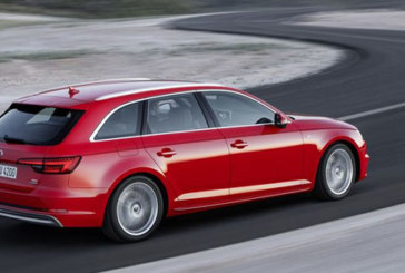 New Audi A4 Benefits from Ferodo Eco-Friction Brake Pads