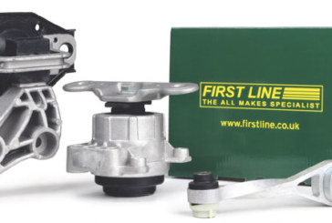 First Line – Engine mountings
