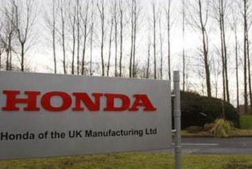 Honda announces massive UK production investment