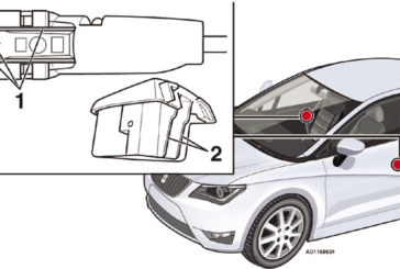 How to fix an issue with sticking door handles on a Seat Ibiza