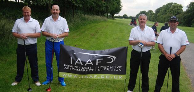 IAAF announces summer golf programme