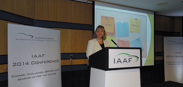IAAF unveils 2015 conference theme