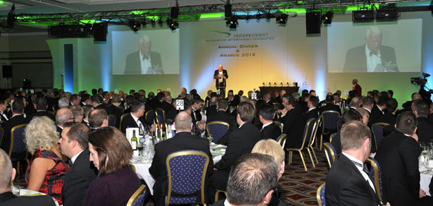 Leading companies compete for IAAF Awards 2013