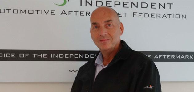 IAAF appoints Mike Smallbone