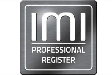 Professional Register goes live!