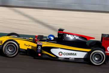 Comma announces motorsport programmes
