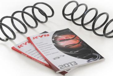 KYB – 2013 Coil Spring Catalogue