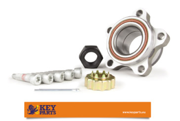First Line Group – Key Parts wheel bearing range