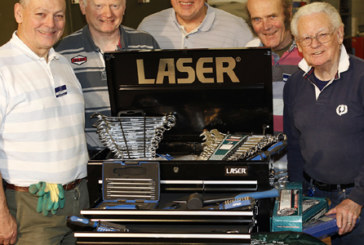Laser has strong Heritage